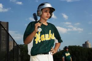 baseball nyc by John Hicks