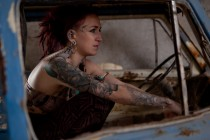 portrait-of-tattoo-artist Emma Garrard-by-john-hicks-photography