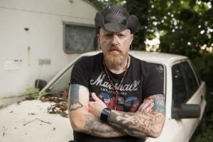 tattoo portraits by John Hicks Photographer